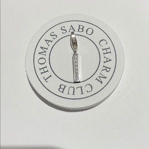 "Thomas Sabo letter ""I"" charm"